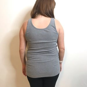 Motherhood Maternity Tops - Baby Popping Out Maternity Tank Top 👶💞